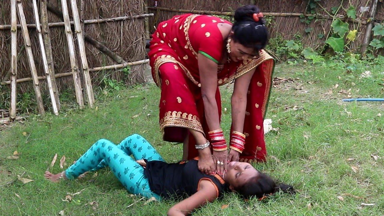 #सौतेली मां का क्रोध#बेटी जब प्रेग्नेंट हुयी तो देखीये सौतेली माँ ने क्या की#सच्ची  घटना पर आधारित