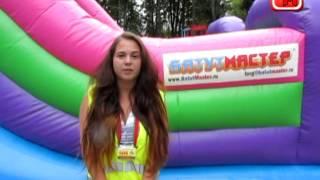видео Надувные аттракционы купить по выгодной цене в Барнауле. Игровые комплексы на заказ.