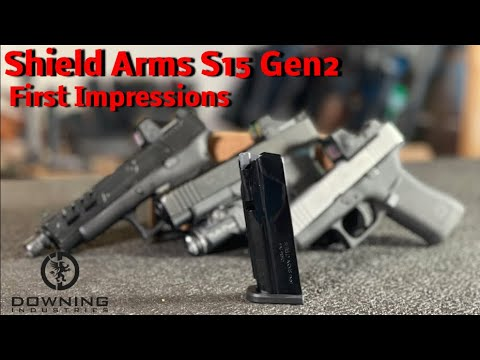 Shield Arms S15 Gen 2 - First Impressions
