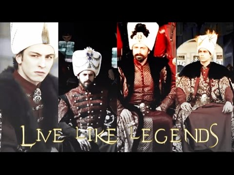 Live Like Legends - The Sultans