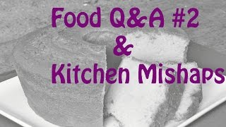 Food Q&a #2: 7up Pound Cake, Gumbo Recipe & K.m: Stabbing My Hand |carolyn With Carolyn