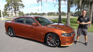 Is the 2020 Dodge Charger Scat Pack the BEST performance sedan for $45k?