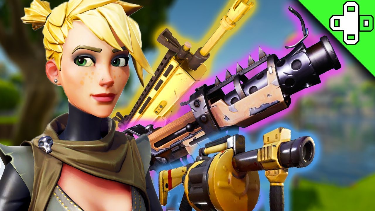 THE FUTURE OF FORNITE IS HERE! Fortnite Funny Moments 84