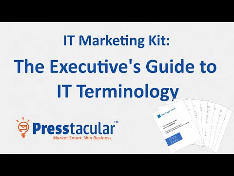 Executive's Guide to IT Terminology