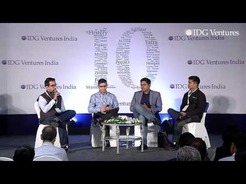 IDG Ventures India || Building a digital brand in India