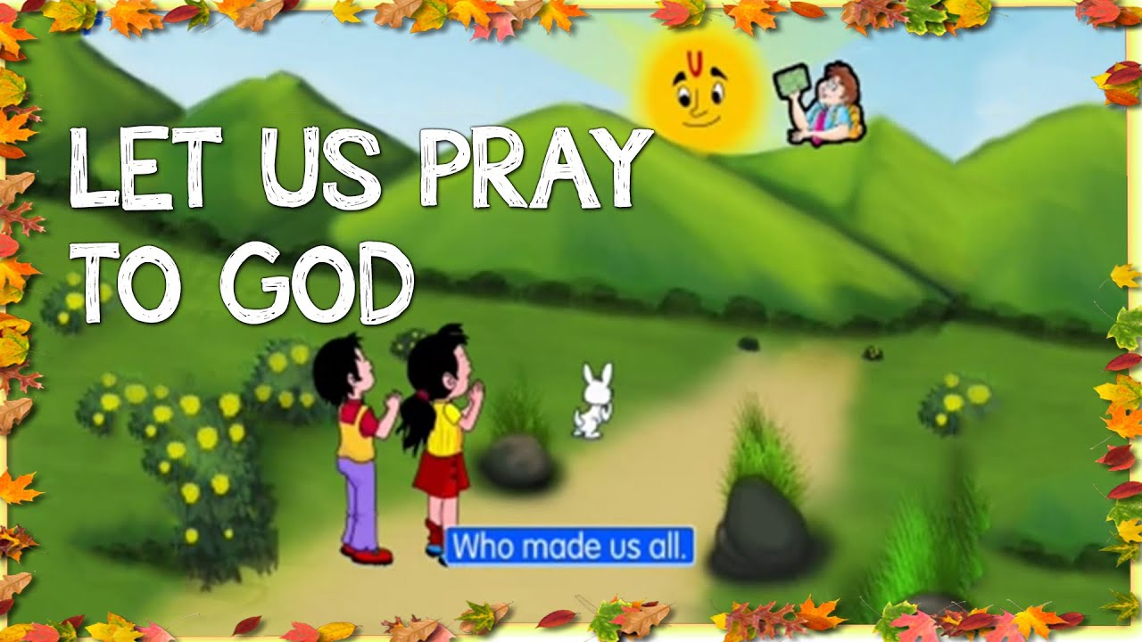 Hindu God Animation Wallpaper Free Let Us Pray To God Kids Songs Amp Nursery Rhymes In