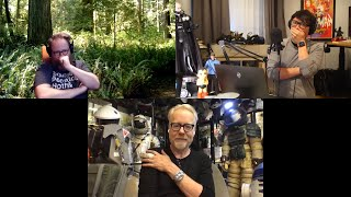Adam's Finger Accident - Still Untitled: The Adam Savage Project - 3/31/20