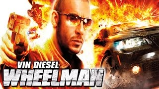 Wheelman Movie (All Cutscenes) 2009