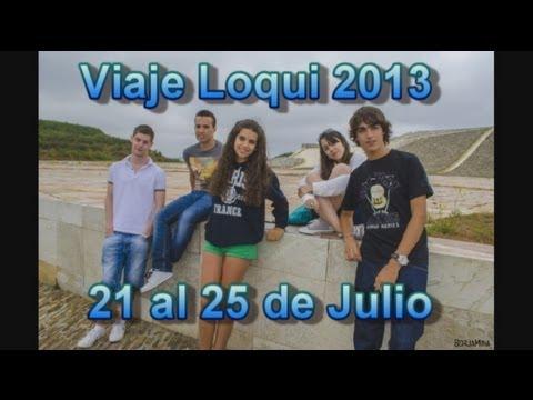 Los viajes de BorjaMina: Viaje Loqui 2013 (Día 1)