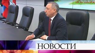 С какими проблемами столкнулся исполняющий обязанности губернатора Санкт-Петербурга А.Беглов.
