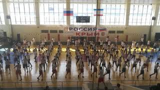 В Симферополе 150 спортсменов подрались под песню Газманова