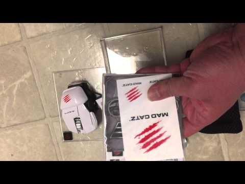 MAD CATZ RAT M WIRELESS GAMING MOUSE REVIEW