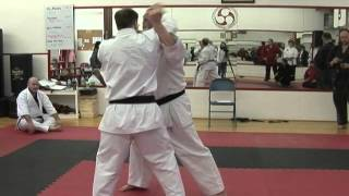 Troy J. Price Combative Flow Seminar 2009 Action Clips
