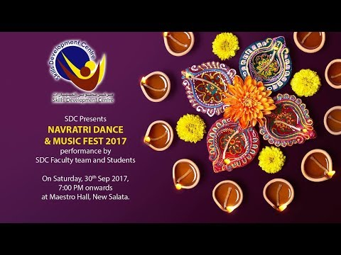 NAVRATRI DANCE & MUSIC FEST 2017