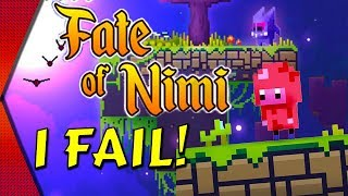 Fate of Nimi - NEW 8-BIT ADVENTURE PLATFORMER! | MGQ Ep. 191