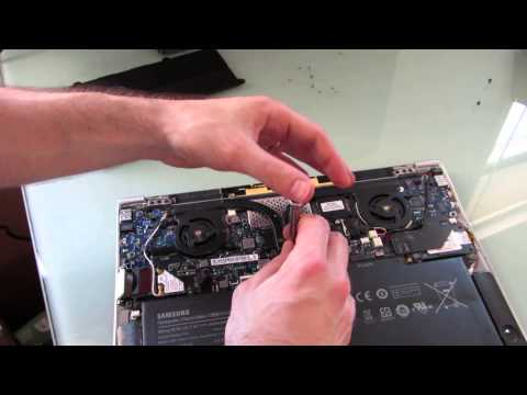Samsung Series 9 Ultrabook Battery Replacement