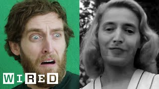 Thomas Middleditch Let an AI Steal His Face to Make a New Movie | WIRED