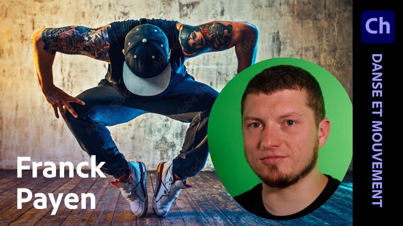 Ask A Pro   Danse et mouvement dans Character Animator avec Franck Payen   Adobe France