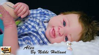 For Sale Reborn baby boy Alex by Nikki H...