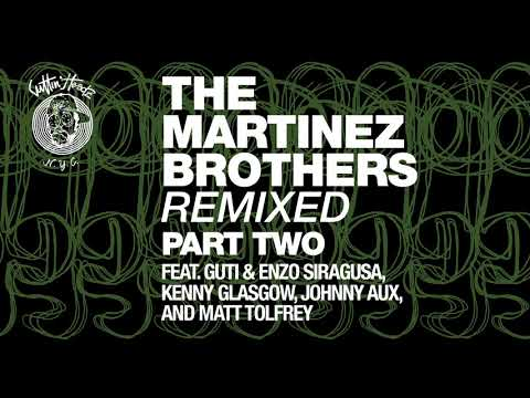 The Martinez Brothers feat. Miss Kittin - Stuff In The Trunk (Johnny AUX Remix)