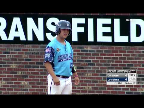 Delaware Coach Mic'd Up in Game 5 against Louisiana in ALWS 2018