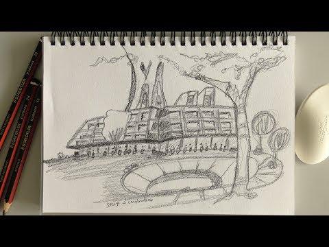 building sketching