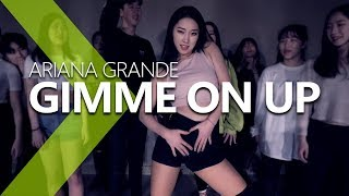 Ariana Grande - Gimme On Up ft. Nicki Minaj / JaneKim Choreography.