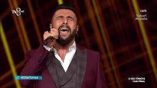 Berzan Emrah İgan - Aman Aman | O Ses Türkiye Yarı Final