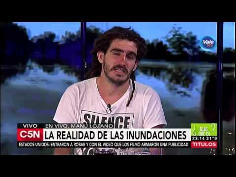 C5N   Quien Dijo Que Es Tarde: Entrevista a Manuel Lozano Parte 1