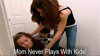 Mom Refuses To Play With Kids! | Supernanny