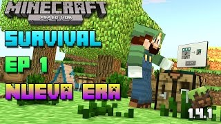 Minecraft PSP | Survival | Episodio 1 | Nueva ERA | Loquendo | HD | luigi2498