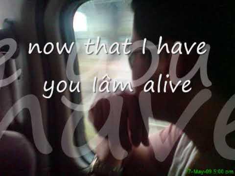 now that i have you (erik santos & sheryn regis)
