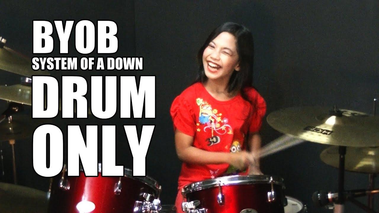 system-of-a-down-b-y-o-b-drum-only-by-nur-amira-syahira-nur-amira-syahira