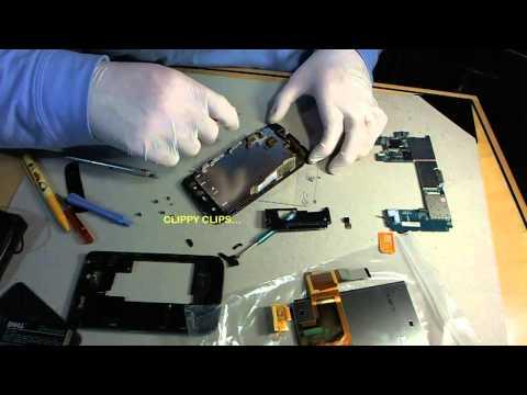 Dell Streak 5 LCD Replacement Walkthru