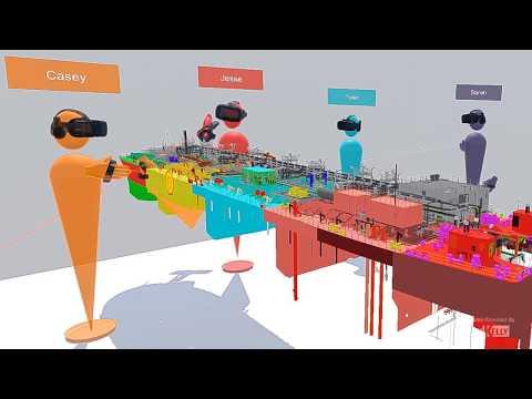 Multiuser Meetings from IrisVR | Do VR Walkthroughs of SketchUp
