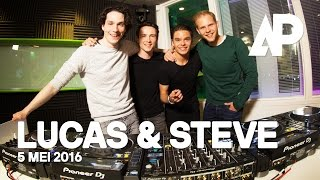 Lucas & Steve – DJ set | De Avondploeg