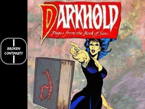 Because Comics Ep. 14 The Darkhold