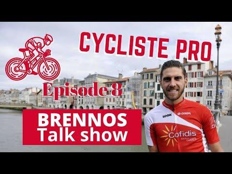 Cycliste professionnel et alimentation Bio, sur le chemin du Tour de France? | Ep.8