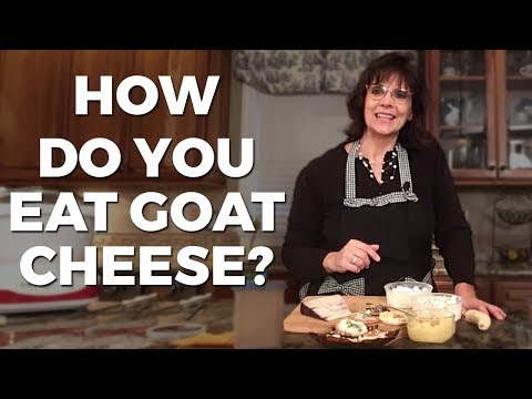 Goat Cheese Recipes: Goat Cheese Appetizers, Desserts And More!