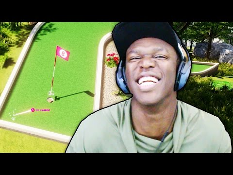 NEW GOLF GAME!