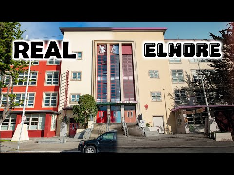 The Real School From The Amazing World of Gumball