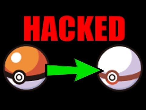 NEW POKEMON RULE! COSMETIC HACKING RULED AS CHEATING!