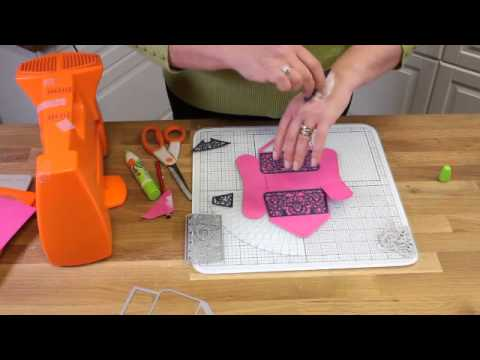 How to Make the Chelsea Shoulder Bag -Tonic Tutorial with Jodie Johnson