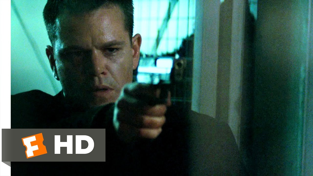 The bourne ultimatum full movie free