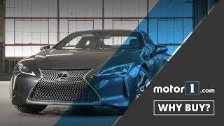 mqdefault More Details On The Lexus Lc 500hs New Transmission