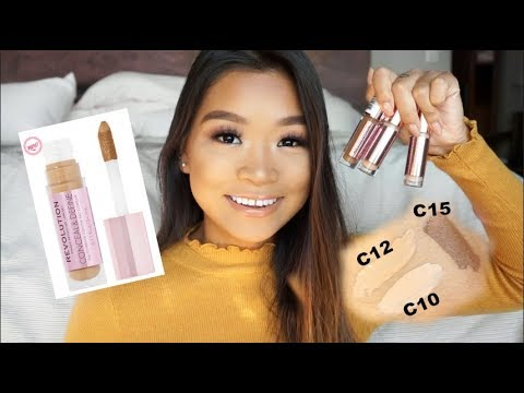 Makeup revolution concealer c10