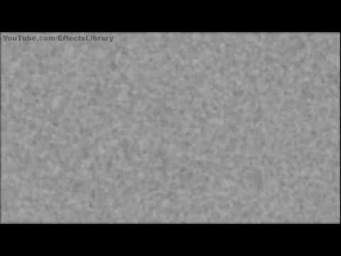 Static Sound Effect (White Noise)