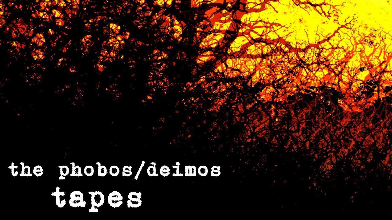 The Phobos / Deimos Tapes (Lofi Dark Ambient Hour, Death on Cassette)