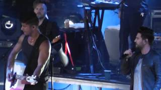 "Dan + Shay - ""19 You + Me"" Live Summerfest WI 2015"