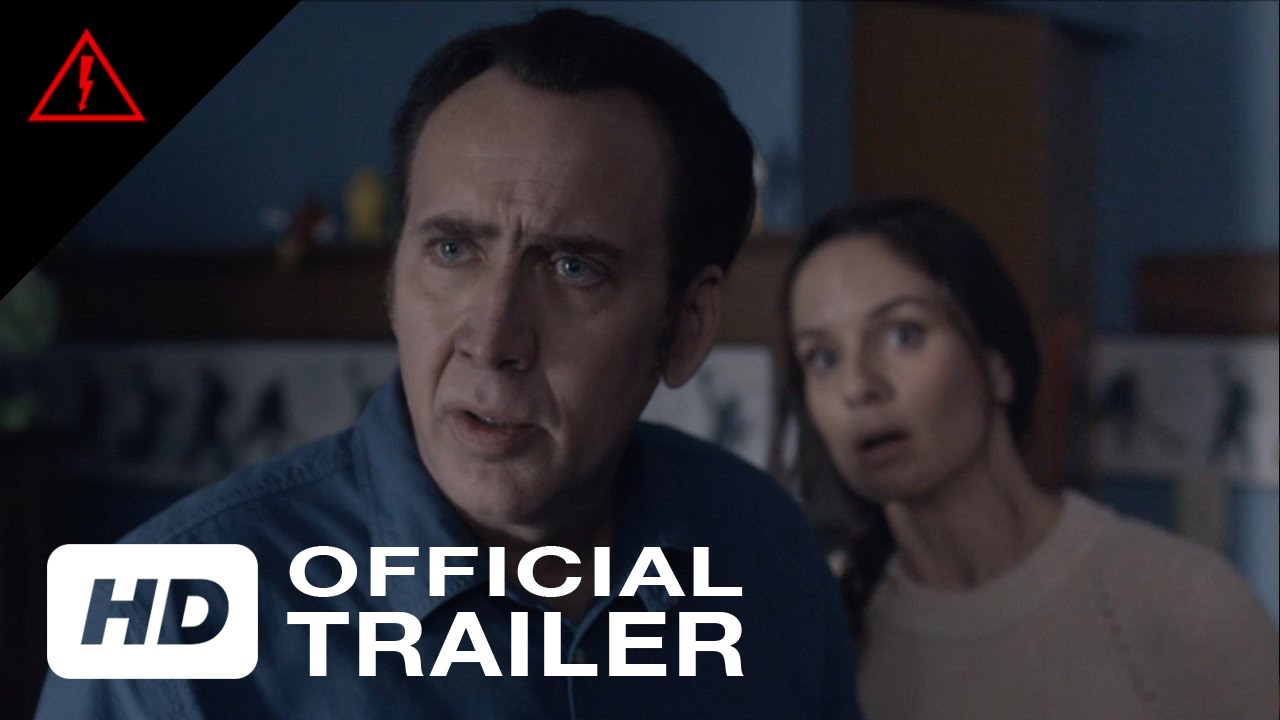 Pay The Ghost - International Trailer (2015) - Nicolas Cage Movie HD